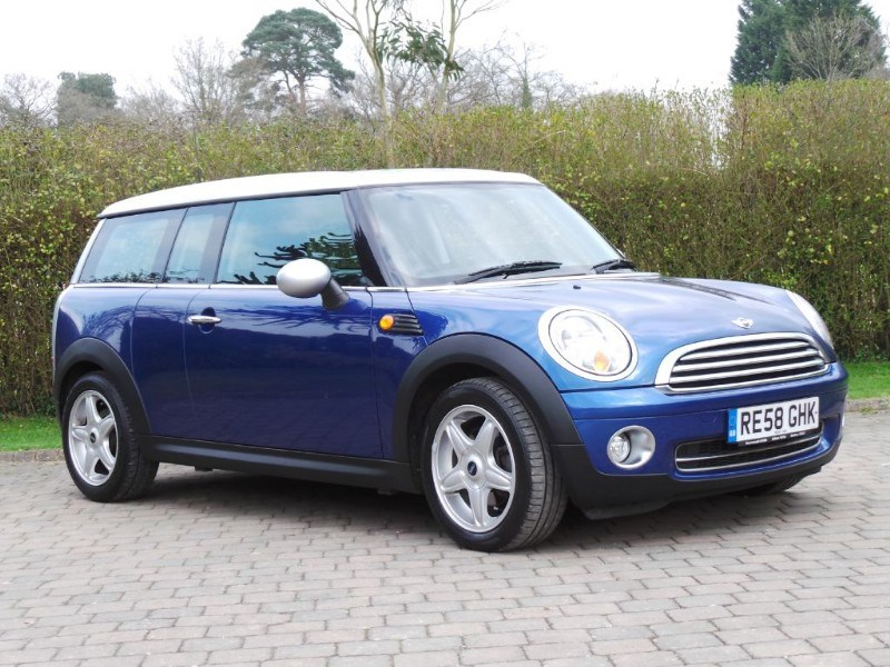 MINI Clubman COOPER One Owner Just Serviced New MOT