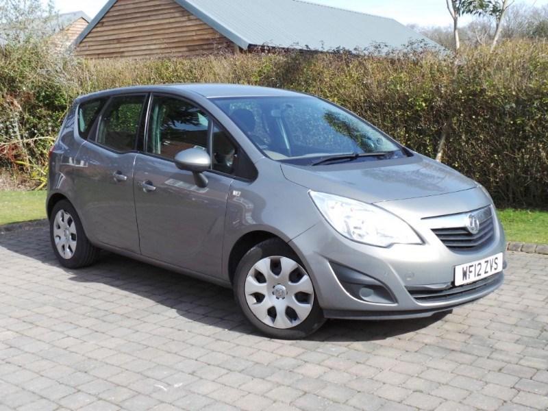 Vauxhall Meriva EXCLUSIV AC F  R Parking Sensors  Cruise Control
