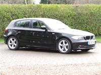 Used BMW 118d SE Sports Leather Seats + Dynamic Pack £30 Tax