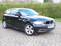 Used BMW 118i SE 3 Door + Automatic + Heated Leather Seats