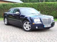 Used Chrysler 300C V6 Sat Nav Low Mileage