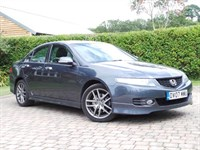 Used Honda Accord VTEC TYPE S Sat Nav Full Honda History