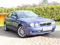 Used Jaguar X-Type S D 9 Jaguar Main Dealer Services
