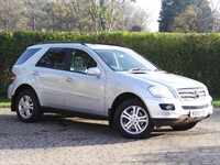 Used Mercedes ML320 CDI SE Wonderful Spec Over £11000 Factory Options