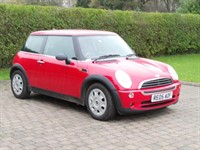 Used MINI Hatch ONE Just Serviced New MOT One Owner From New