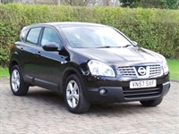 Used Nissan Qashqai TEKNA DCI + Top Spec + Leather + Xenons + Bluetooth
