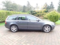 Used Volvo V50 D SE Factory Sat Nav + Lthr + Sunroof