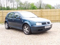 Used VW Golf SE TDI Sold 4 Spares or Repair Noisy Engine
