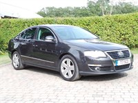 Used VW Passat TDI SPORT Leather Trim + Sat Nav