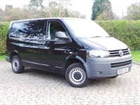Used VW Transporter T28 TDI SWB No VAT Very Low Mileage