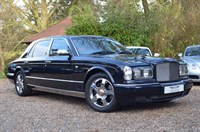 Used Bentley Arnage RED LABEL LWB