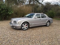Used Bentley Arnage RED LABEL le Mans