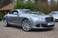 Used Bentley Continental GT SPEED