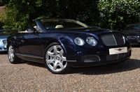 Used Bentley Continental GTC mulliner