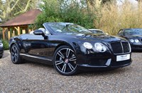 Used Bentley Continental GTC V8 Mulliner