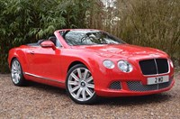Used Bentley Continental GTC MULLINER W12