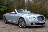 Used Bentley Continental GTC SPEED