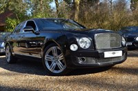 Used Bentley Mulsanne V8