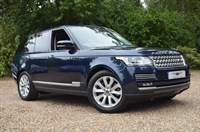 Used Land Rover Range Rover Vogue SE