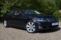 Used Lexus LS 600h L RSR