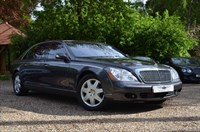 Used Maybach 62 V12