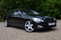 Used Mercedes S500 L