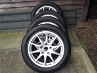 Used Porsche Panamera WINTER WHEELS /TYRES