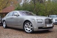 Used Rolls-Royce Ghost v12