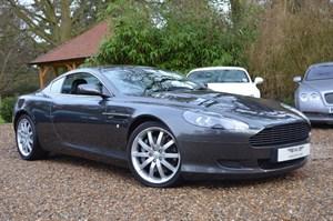 used Aston Martin DB9 V12 in marlow-buckinghamshire