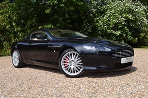 used Aston Martin DB9 V12 in marlow-buckinghamshire