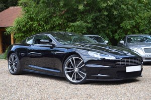 used Aston Martin DBS V12 in marlow-buckinghamshire