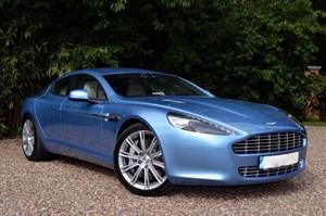 used Aston Martin Rapide V12 in marlow-buckinghamshire