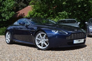 used Aston Martin Vantage V8 in marlow-buckinghamshire