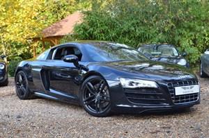 used Audi R8 V10 QUATTRO in marlow-buckinghamshire