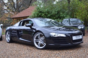 used Audi R8 QUATTRO in marlow-buckinghamshire
