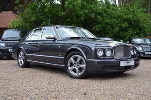 used Bentley Arnage  t mulliner in marlow-buckinghamshire