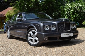 used Bentley Arnage Mulliner level 2 in marlow-buckinghamshire
