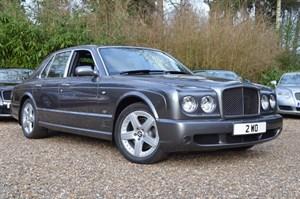 used Bentley Arnage T MULLINER 2 in marlow-buckinghamshire