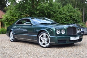 used Bentley Brooklands  in marlow-buckinghamshire