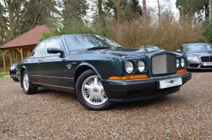 used Bentley Continental R COUPE in marlow-buckinghamshire