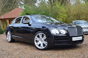 used Bentley Continental Flying Spur  MULLINER FLYING SPUR V8 in marlow-buckinghamshire