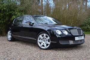 used Bentley Continental Flying Spur MULLINER in marlow-buckinghamshire
