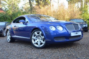 used Bentley Continental GT MULINER in marlow-buckinghamshire