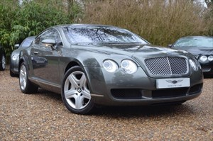 used Bentley Continental GT  w12 in marlow-buckinghamshire