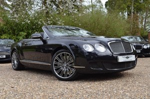 used Bentley Continental GTC  GTC SPEED in marlow-buckinghamshire