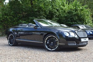 used Bentley Continental GTC GTC in marlow-buckinghamshire