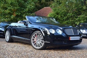 used Bentley Continental GTC  in marlow-buckinghamshire