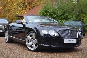 used Bentley Continental GTC NEW SHAPE in marlow-buckinghamshire