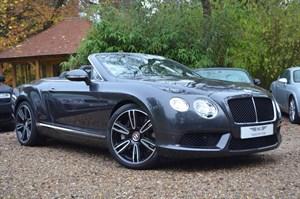 used Bentley Continental GTC V8 in marlow-buckinghamshire