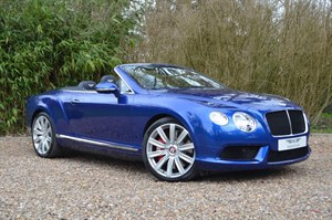 used Bentley Continental GTC V8 in marlow-buckinghamshire